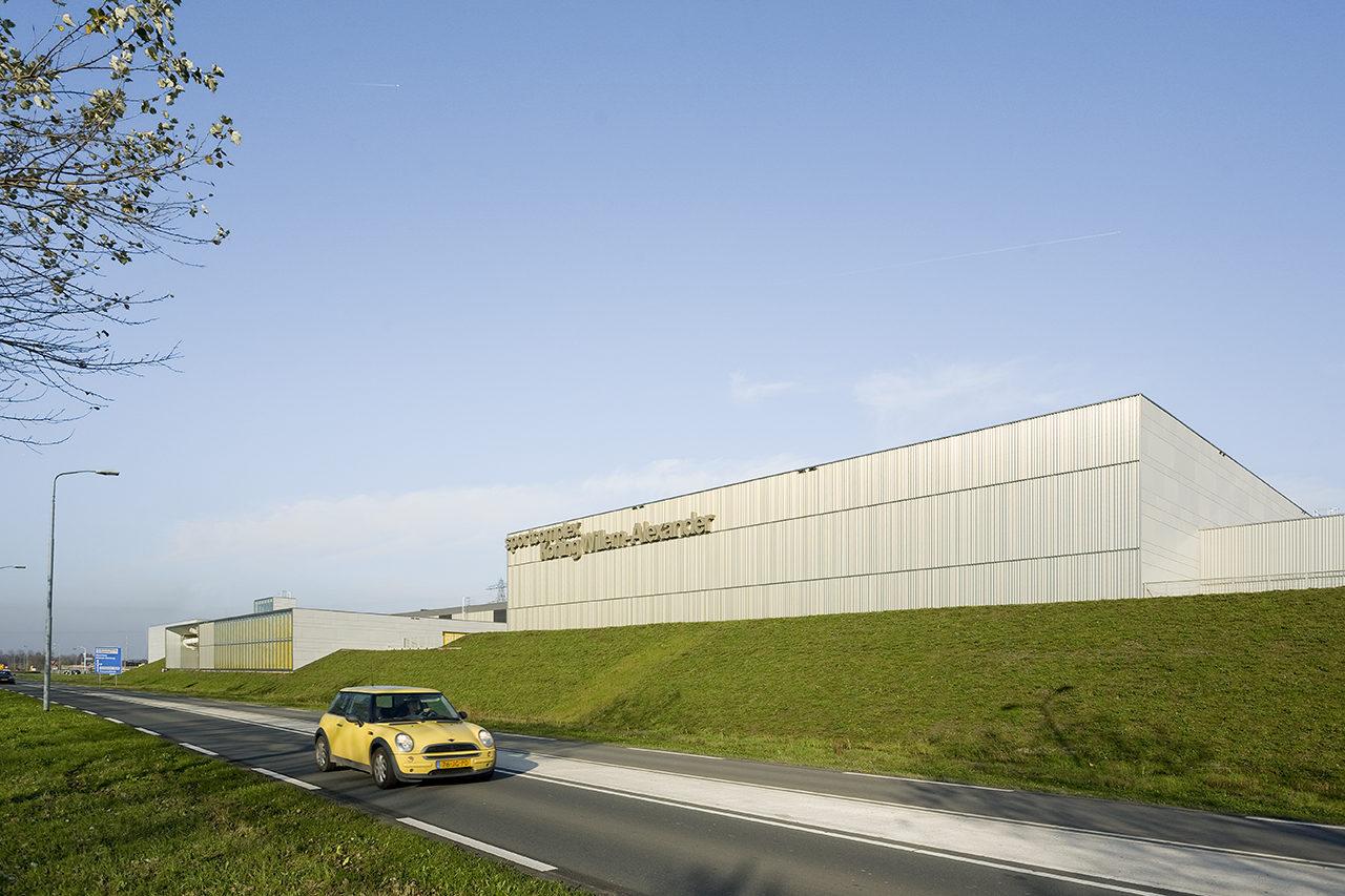 Sports complex Koning Willem Alexander, Hoofddorp