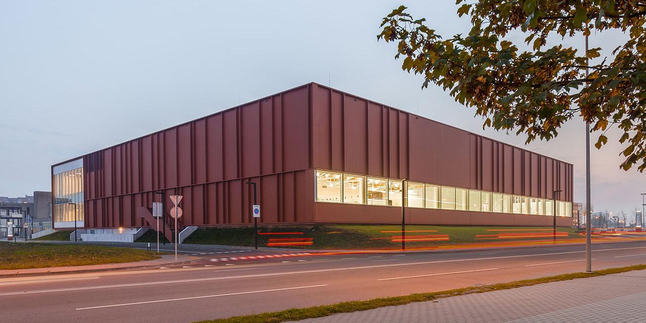 Zwemcentrum Klaipeda (LT)
