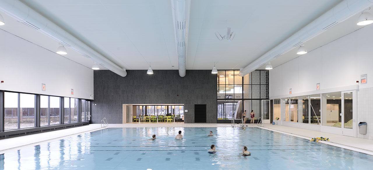 Zwembad Fletiomare, Utrecht