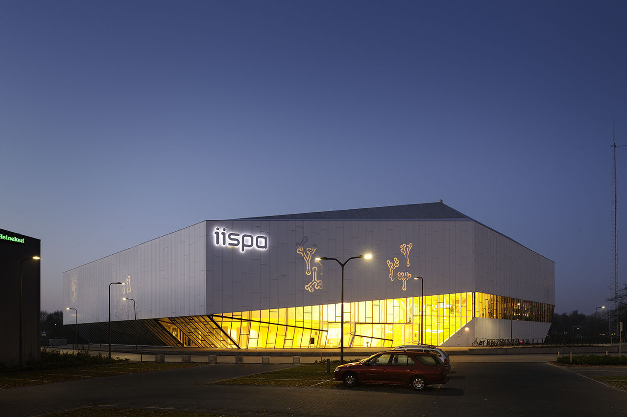 Sports centre IISPA, Almelo