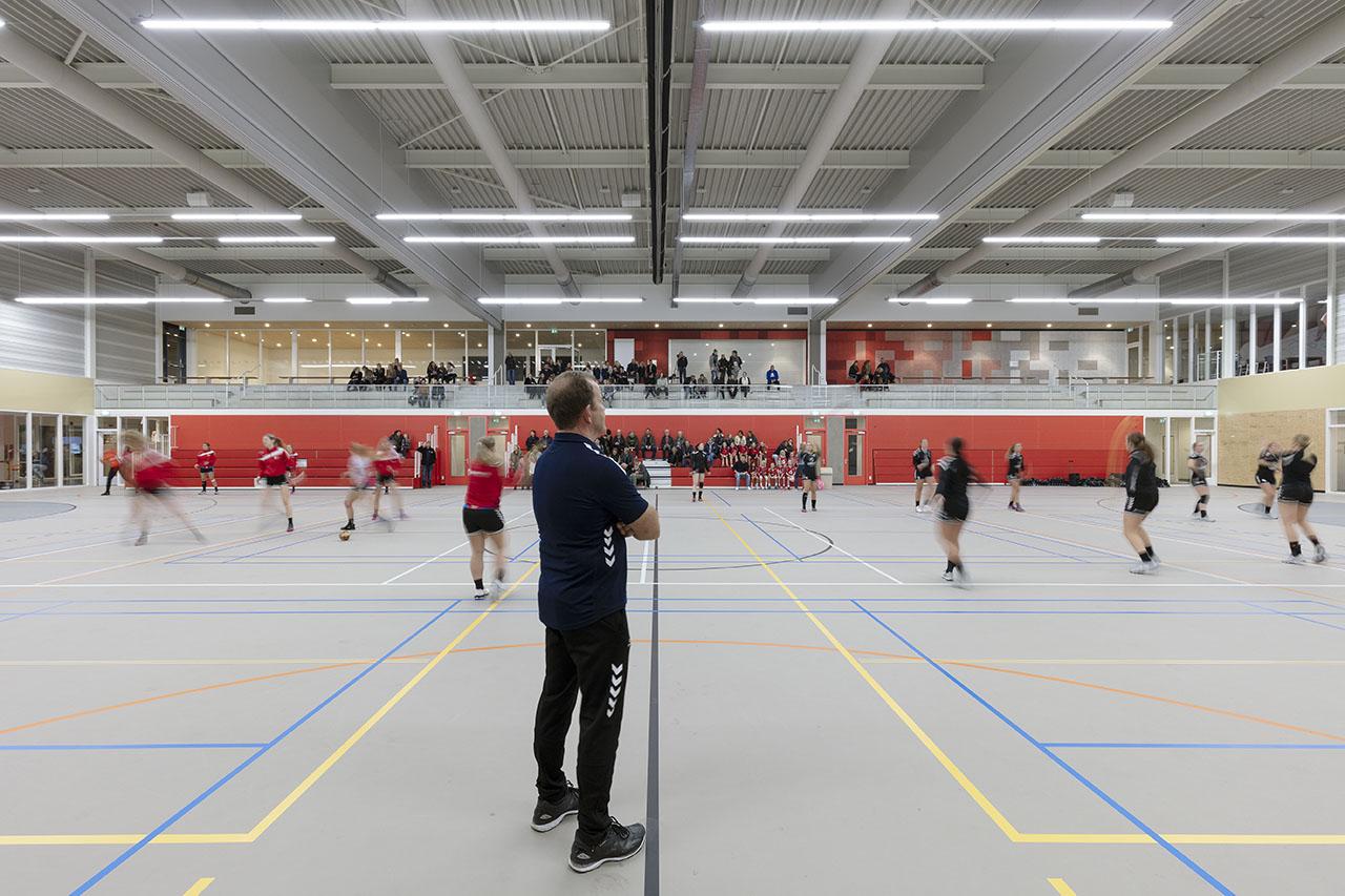 Sportcentrum Nieuw Tijenraan, Raalte