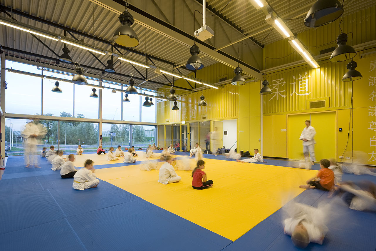 Sportcentrum Helsdingen, Vianen