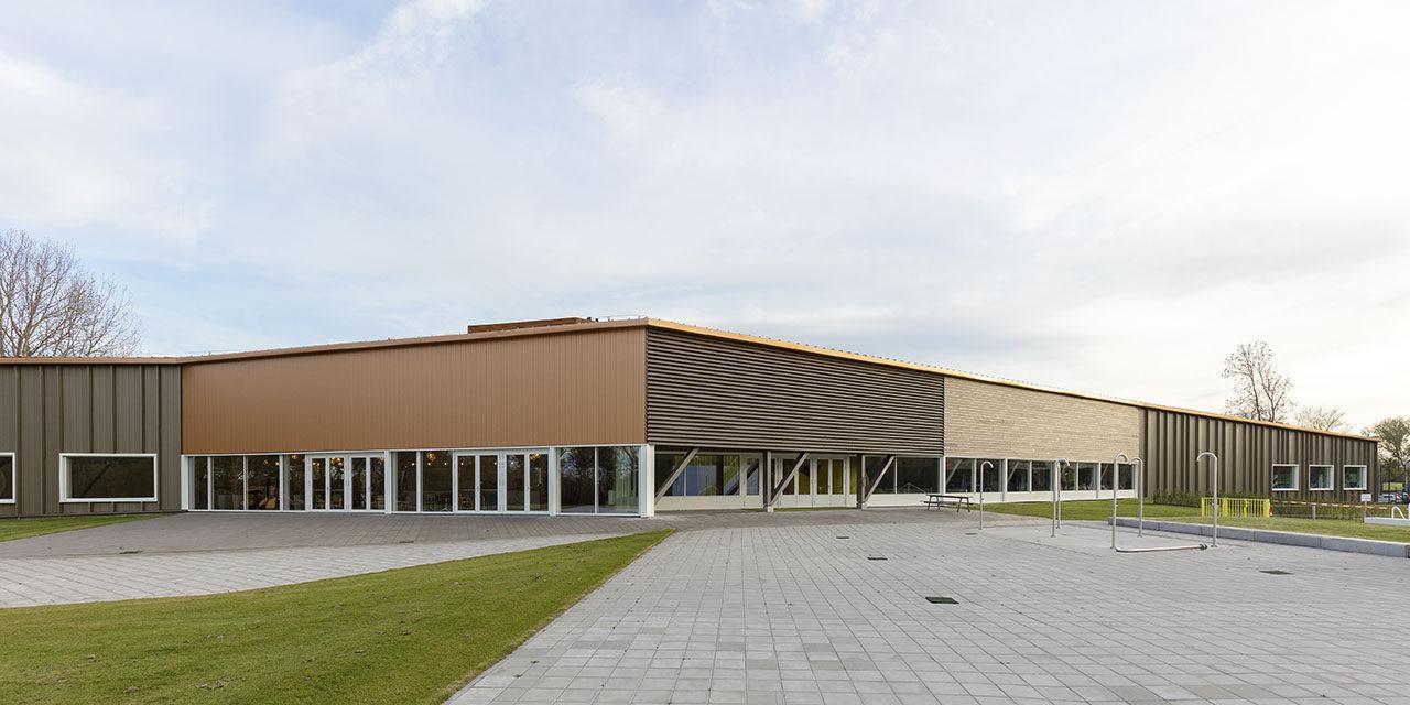 Zwembad De Crommenije, Zaanstad