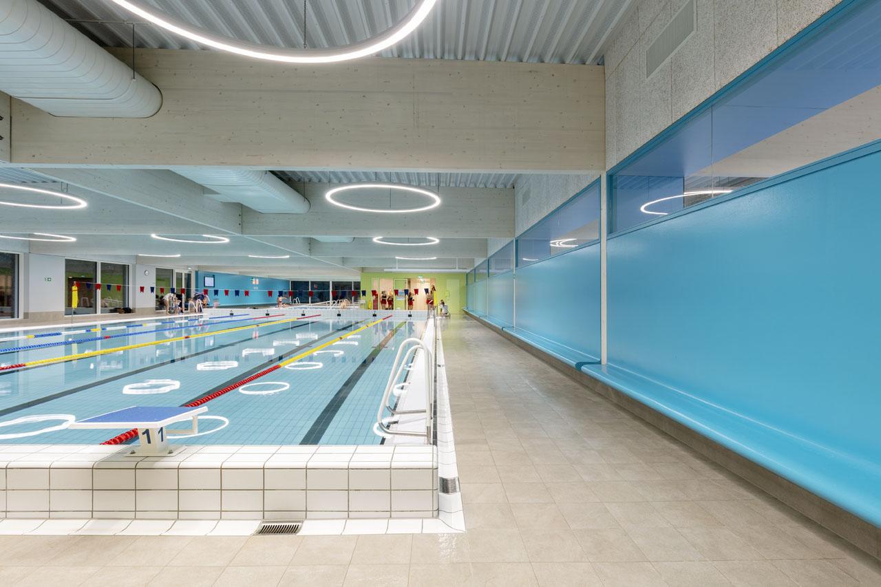 Swimming pool Den Bessem, Mortsel (BE)