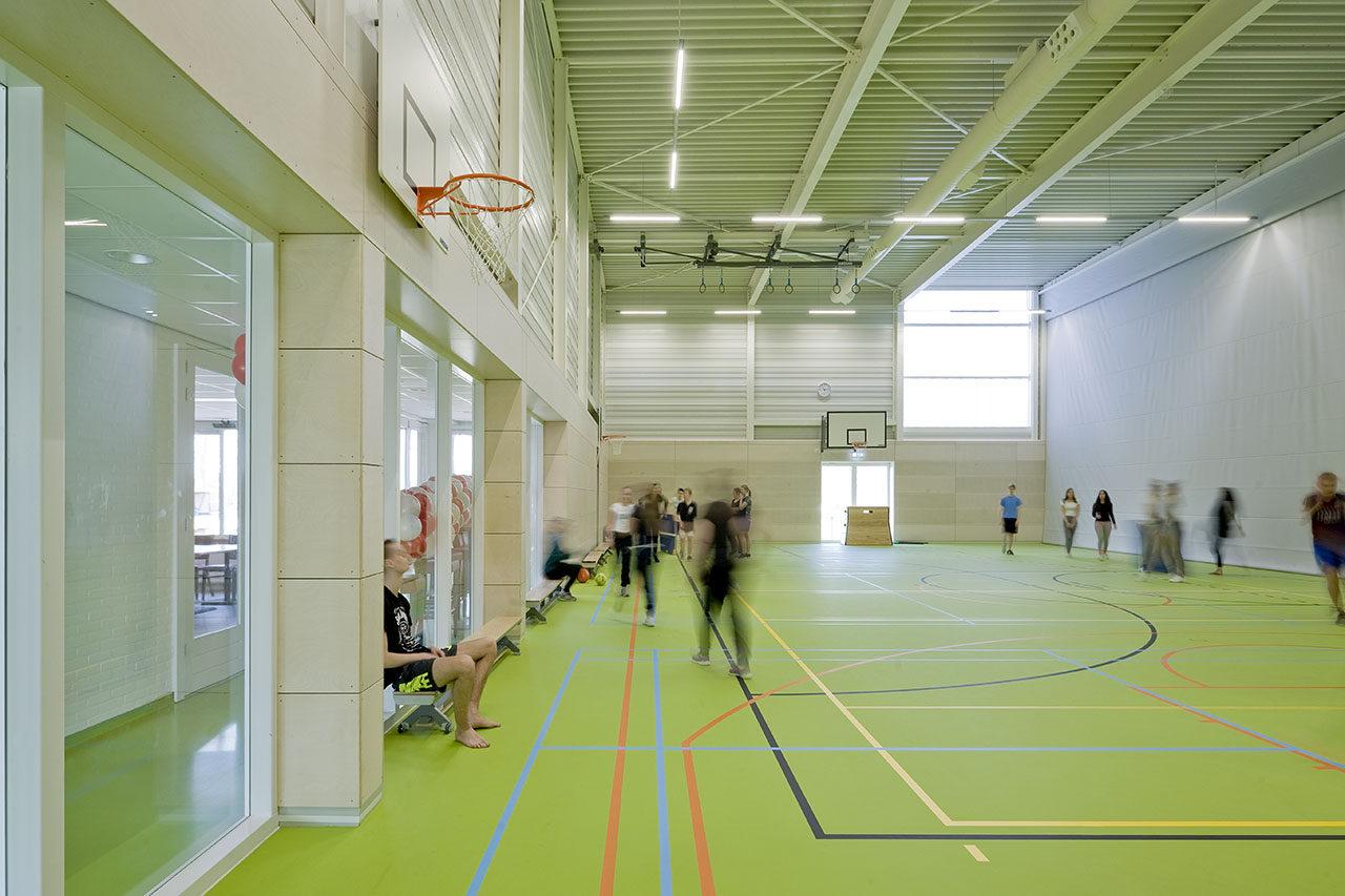 Sporthal De Oever, IJsselstein