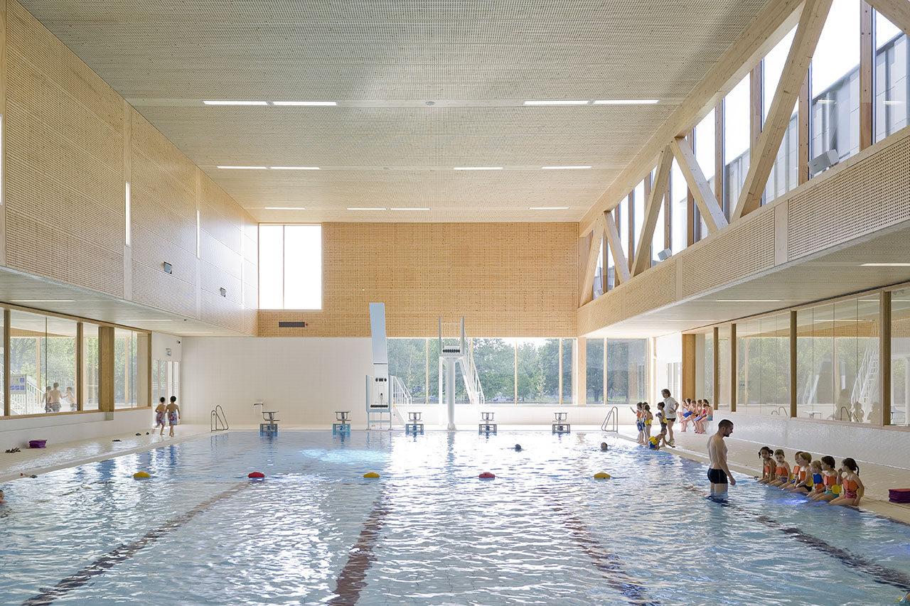 Swimming facility De Geusselt, Maastricht