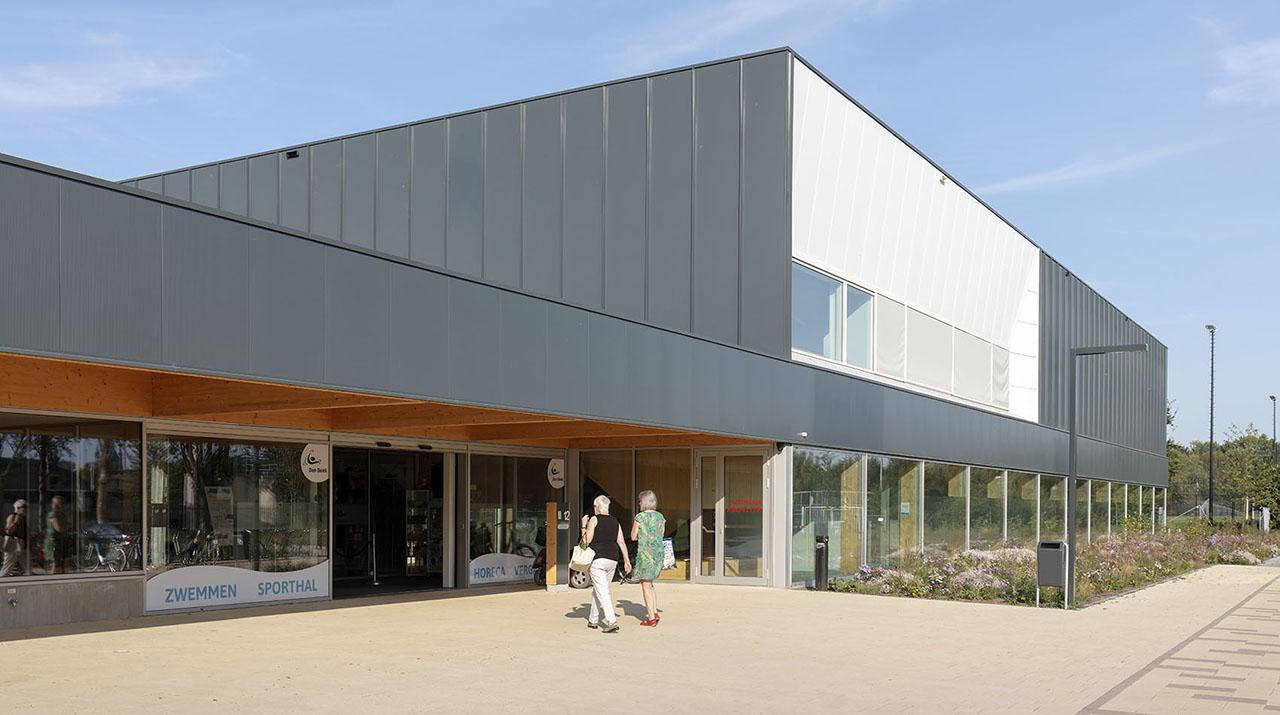 Sportaccommodatie Den Donk, Oisterwijk