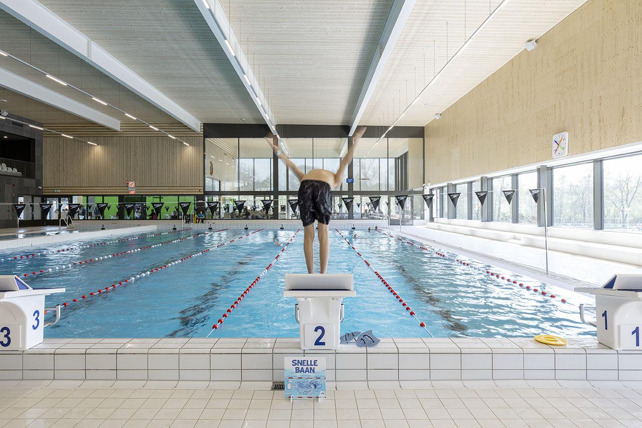 Zwembadcomplex Den Uyt, Mol (BE)