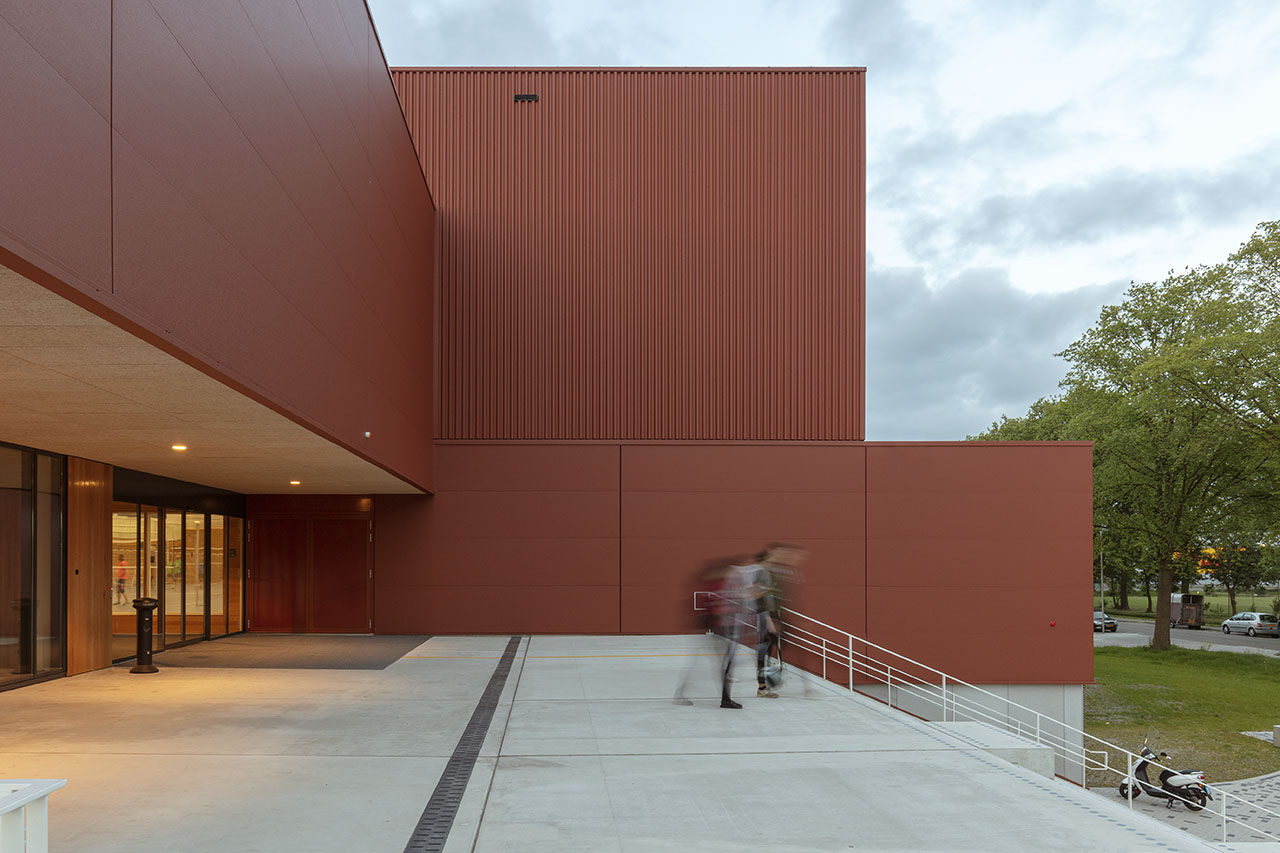 Multifunctional sports center De Beuk, Purmerend