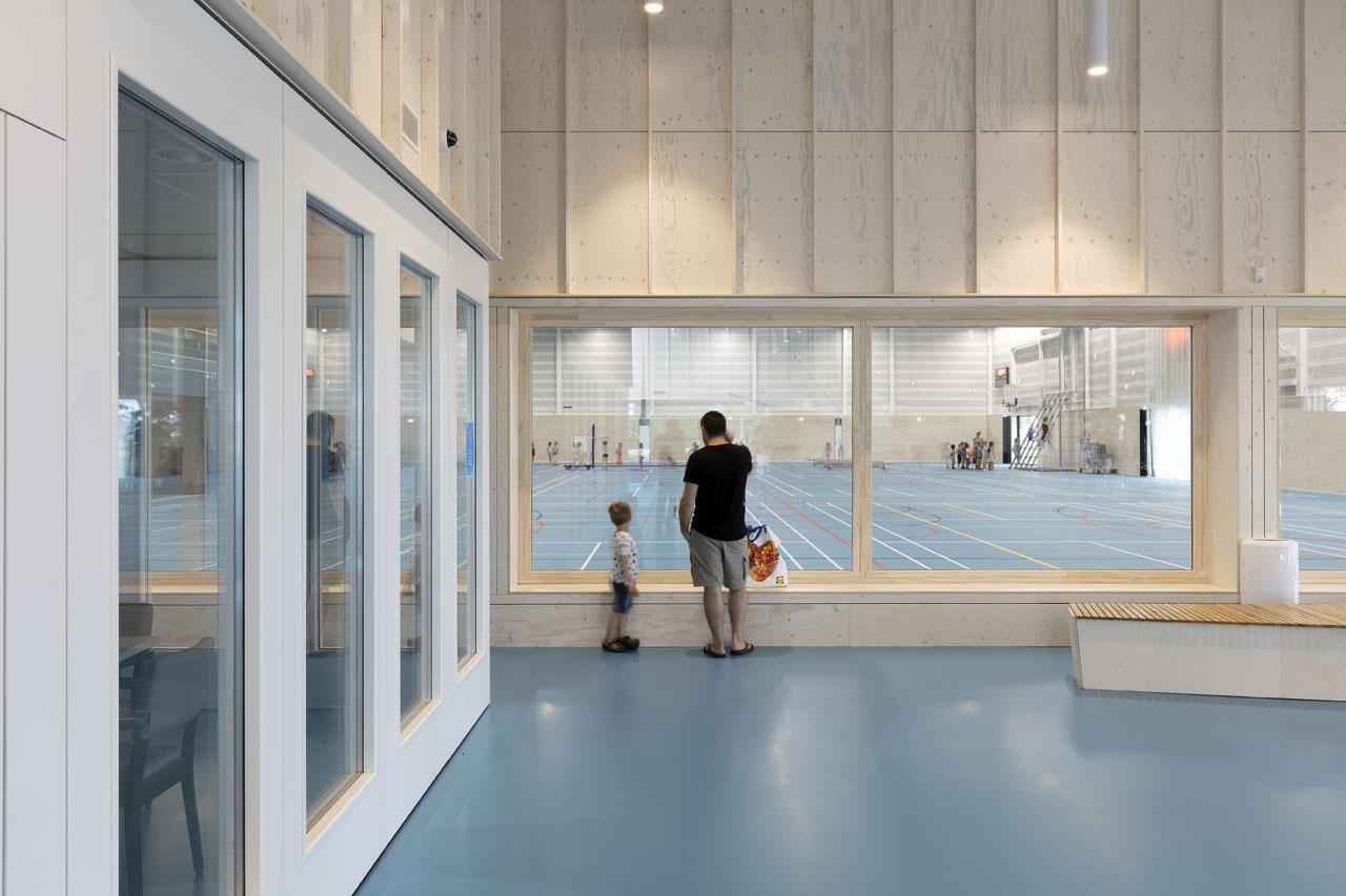 Sportcomplex Den Butter, Gilze en Rijen