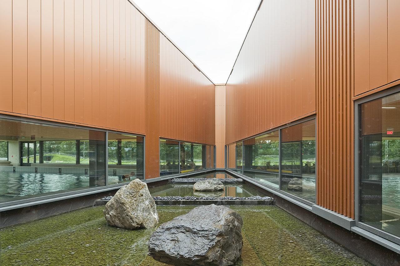 Swimming pool De IJsselslag, Zutphen