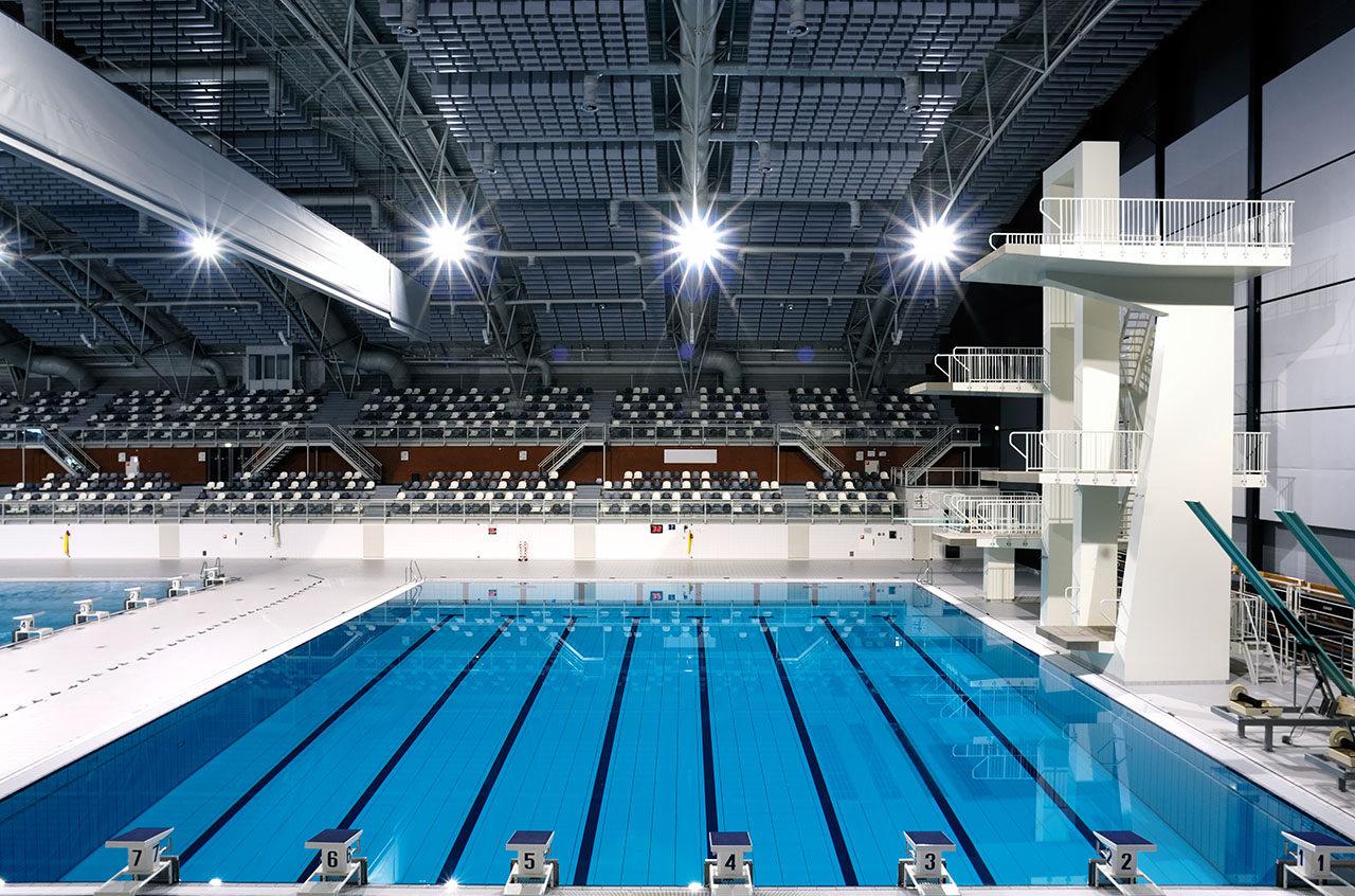 Pieter van den Hoogenband zwemstadion, Eindhoven