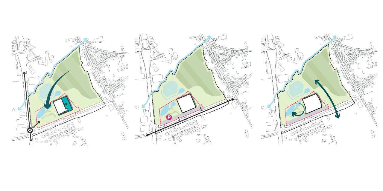 Nieuwbouw stedelijk zwembad Aalst (BE)