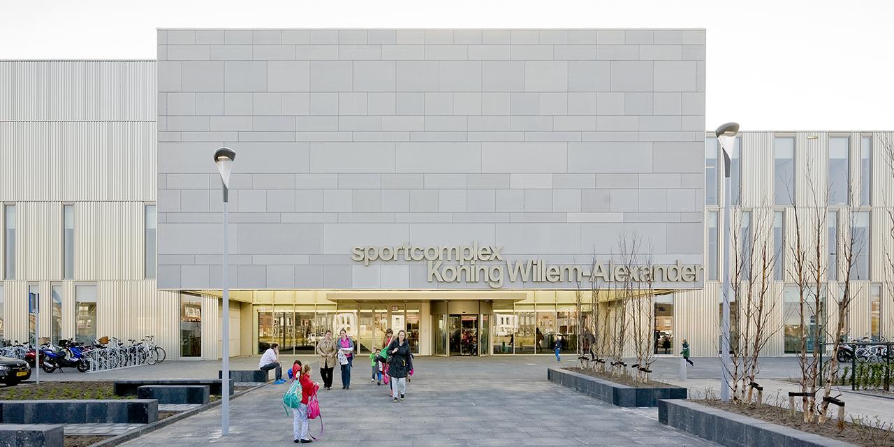 Sportcomplex Koning Willem Alexander, Hoofddorp