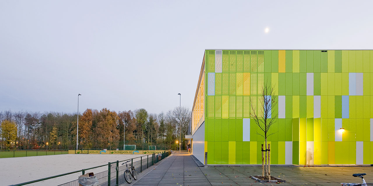 Sporthal De Rietlanden, Lelystad