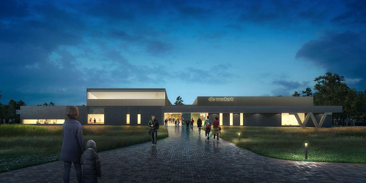Sportcomplex De Wedert 2.0, Valkenswaard