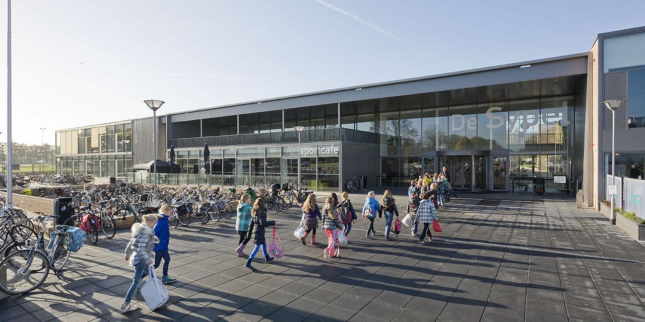 Sports center De Sypel, Harderwijk