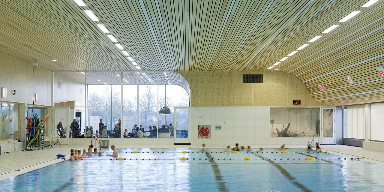 Zwembad De Heuvelrand, Voorthuizen
