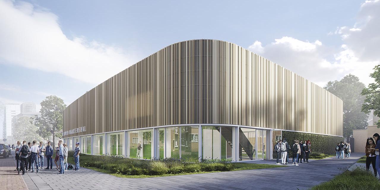 Sports hall Voorburg