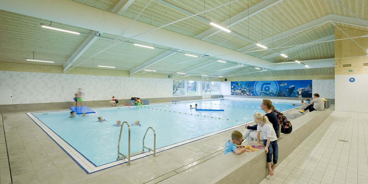Swimming pool Vathorst, Amersfoort