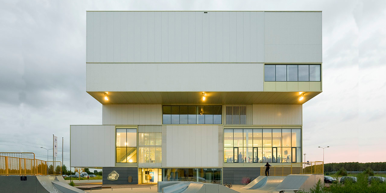 2521 Sportkomplex, Almere
