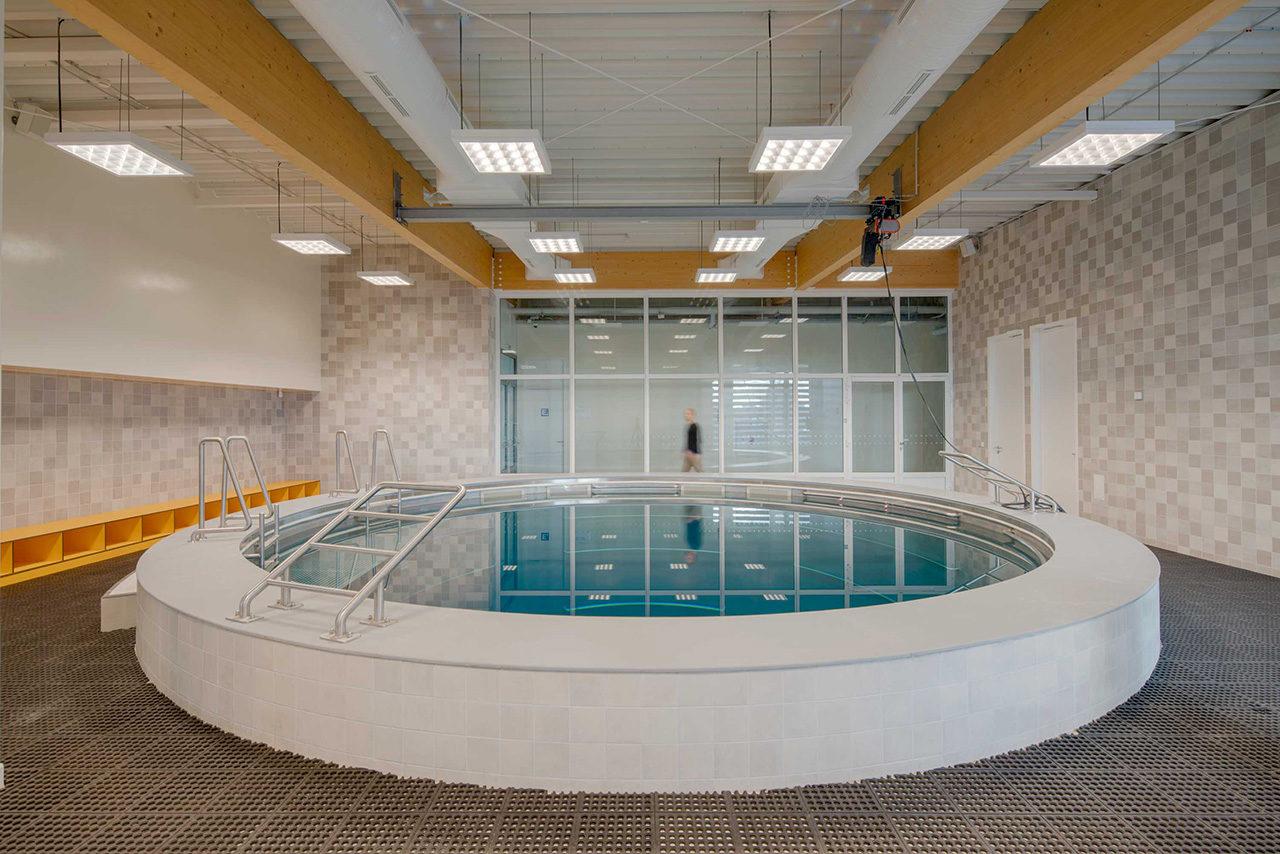 Swim center Klaipeda (LT)
