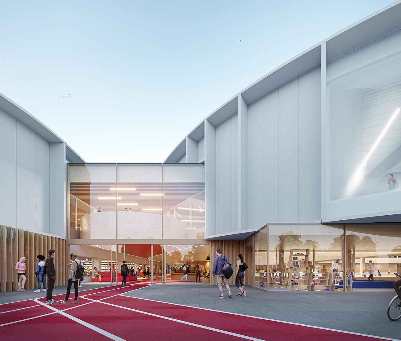 Sportcomplex De Vliet Leiden