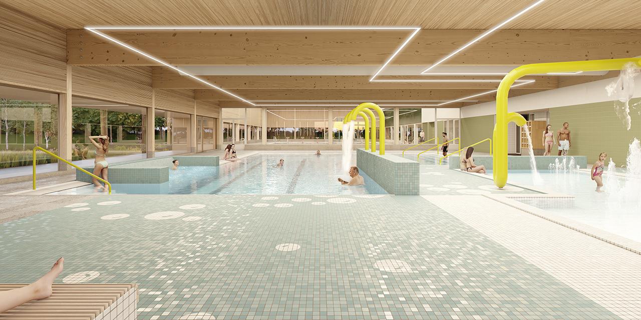 Zwembad Herzogenrath